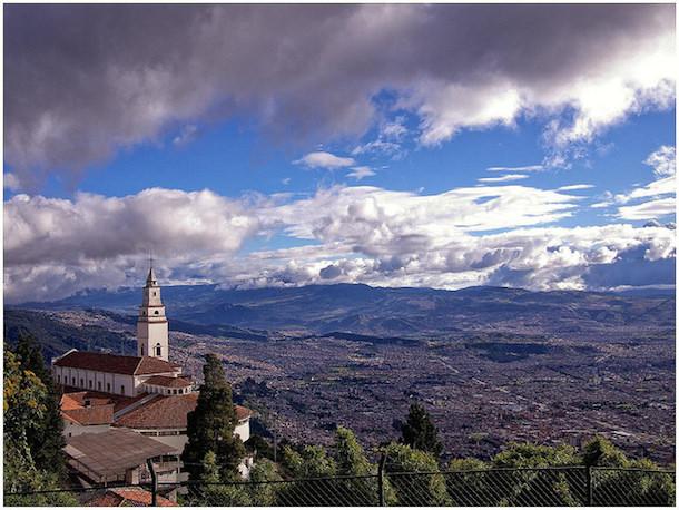Monserrate, Bogota | Colombia4u