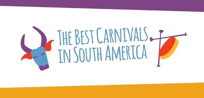 Informations utiles pour comprendre les meilleurs carnavals d'Amérique du Sud [Infographie]