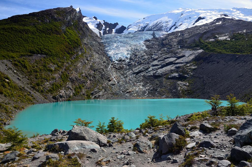 Lac del Desierto Que faire à el chaltén / Argentina4u