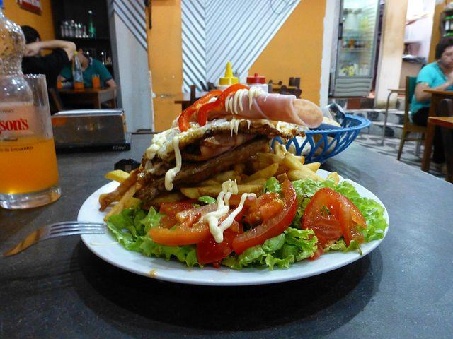 Manger à Montevideo / Uruguay4u