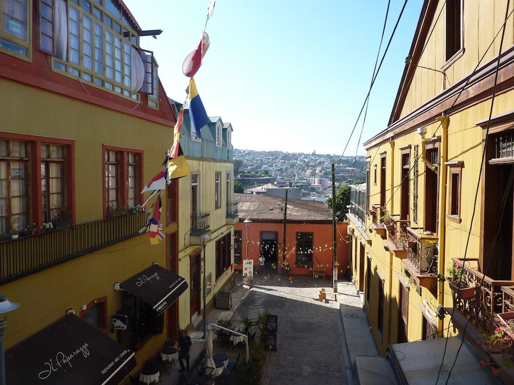Une fin de semaine dans la côte centrale du Chili: Viña del Mar, Valparaíso et Isla Negra